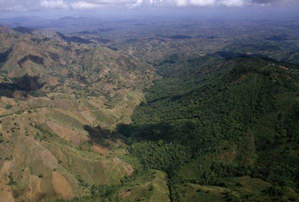 4. Гаити и Доминиканская республика в мире, граница