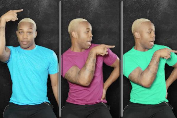 Кадры из видео