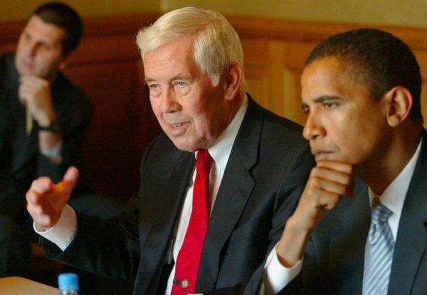 10 лет назад Обама был простым сенатором, посещающим Донецк