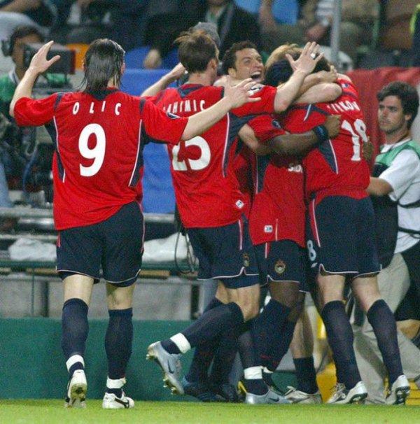 10 лет назад российский футбольный клуб стал обладателем кубка УЕФА