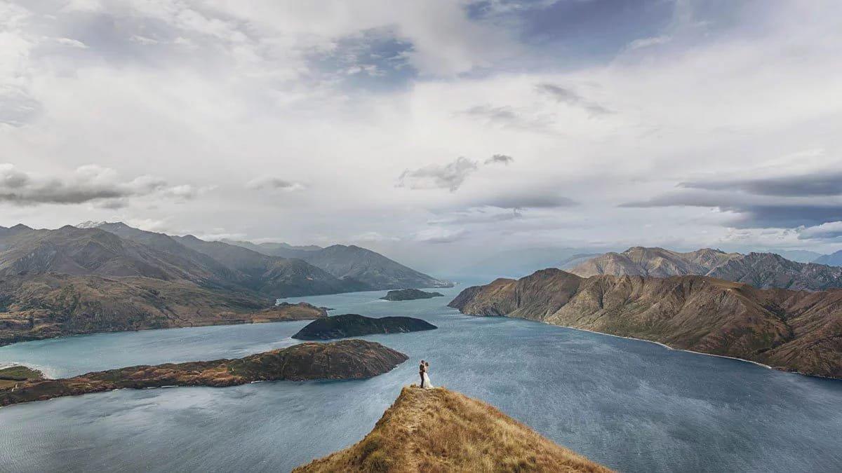 Уанака, Новая Зеландия.
