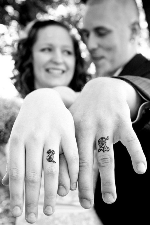 20 пар, которые скрепили свои узы татуировками вместо колец