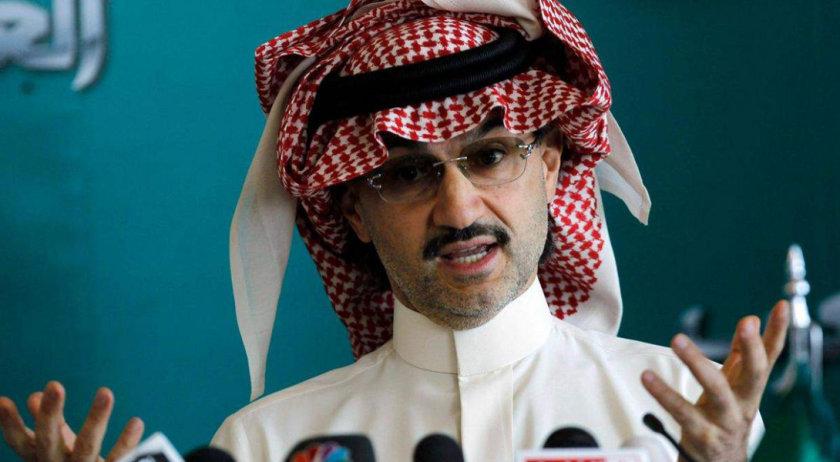 Аль-Валид ибн Талал Аль Сауд - автор и главный руководитель проекта